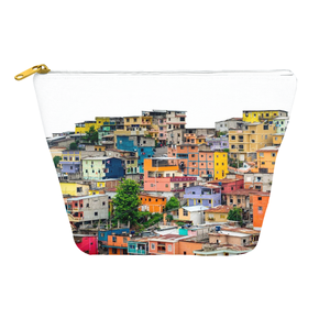 All the Colors in the World (Las Penas, Ecuador) | Cosmetic Bags