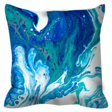 Blue Tide | 16x16 Outdoor Pillow