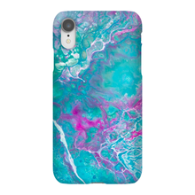 Green Tides | iPhone XR Phone Cases