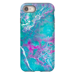 Green Tides | iPhone 8 Phone Cases
