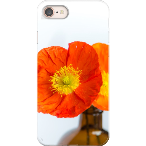 Sunset Poppies | iPhone Phone Cases