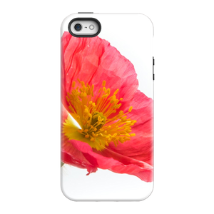 Pink Icelandic Poppy | iPhone Phone Cases