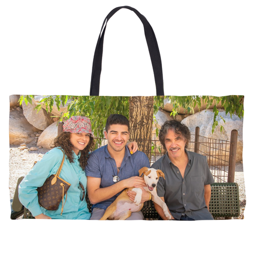 Bambi & The Oates Custom Weekender Totes