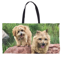 Lucy and Hank Wildman Sanford Custom Weekender Totes