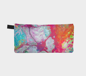Neon Tides | Pencil Case