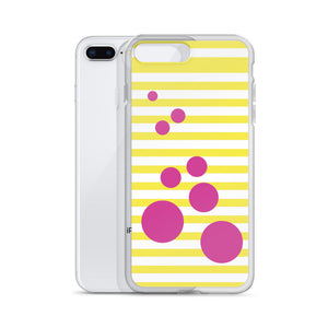 Summer Pop | Lemonade + Pink iPhone Case