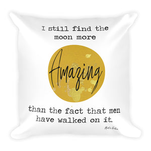 "Marty Rubin ""Amazing Moon"" Quote 