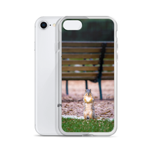 Funny Hello Squirrel | iPhone Case