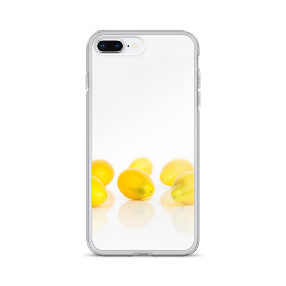 Yellow Plum Tomatoes |  iPhone Case (All Sizes)