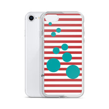Summer Pop | Cherry + Turquoise iPhone Case