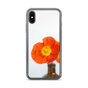 Sunset Poppies | iPhone Case (All Sizes)