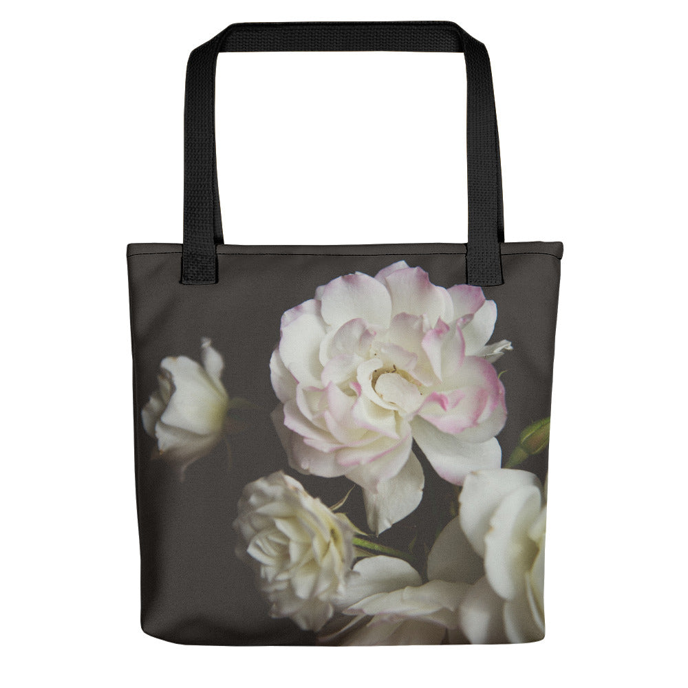 Rose Bouquet | 15x15 Tote Bags