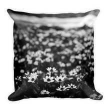 Lost Man Wildflowers | 18x18 Square Pillow