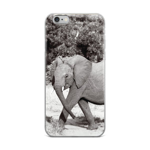 iPhone Case | South African Baby Elephant