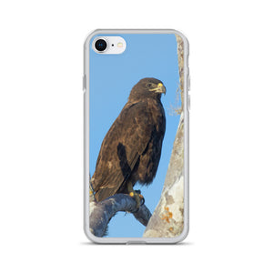 Galápagos Hawk | iPhone Case (All Sizes)