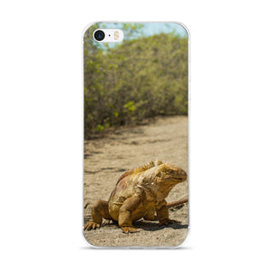 Galápagos Land Iguana | iPhone Case (All Sizes)