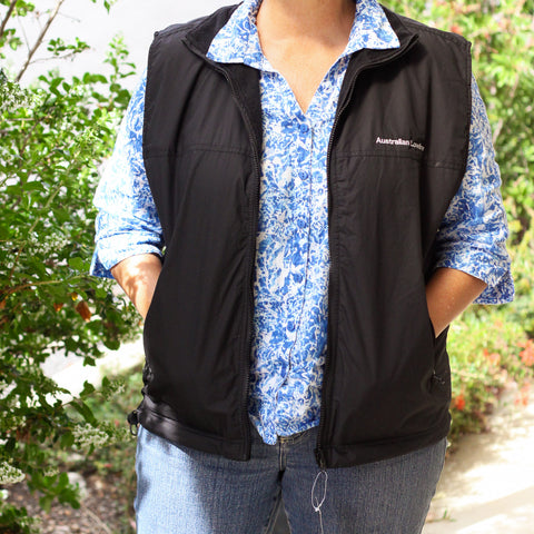 Lowline Reversible Sleeveless Jacket
