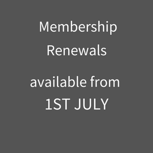 Membership Renewal Advice