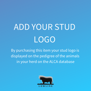 ADD YOUR STUD LOGO ON THE ALCA DATABASE