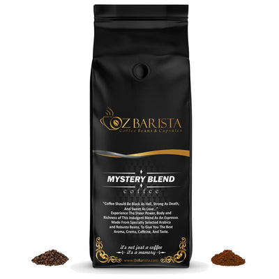 OzBarista's Mystery Blend Medium Roast Coffee - OzBarista.com