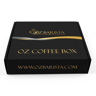 OzCoffeeBox Gift - 12 Months Subscription - Save 15%