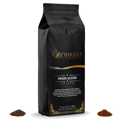 OzBarista's Prime Blend Medium Roast Coffee - OzBarista.com