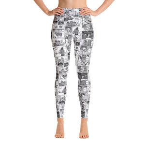 [R O U N D O N E] Women's Leggings