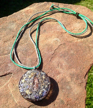 "The ""Flower of Life"" Orgone Amulet - Aura Protection"
