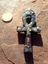 "The ""Small Ankh"" Orgone Amulet- Aura Protection"