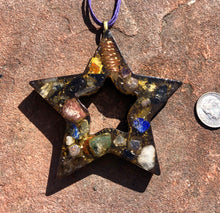 "The ""Star"" 🌟 Orgone Amulet - Aura Protection"