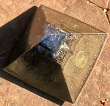 "The ""XXL Jumbo Giza"" - 11x11"" base, 13 lbs- Powerful Foundational Home Pyramid"