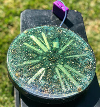 "The ""Medicine Wheel Equalizer""- Pulsed Charging Plate- for food, water, plants, crystals, electronics, etc"
