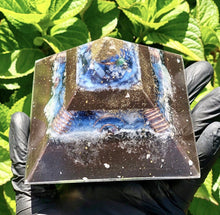 "The ""Medium Giza"" Orgone Pyramid (4.75"" x 4.75"" base)"