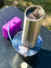 "The ""Infuser Equalizer"" Steel Towerbuster- Multi-functional Radionics Orgone device for 5G protection"
