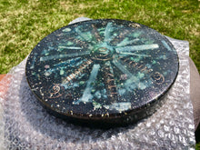 "The ""Medicine Wheel"" Charging Plate - for food, water, plants, crystals, electronics, summoning rain, etc."