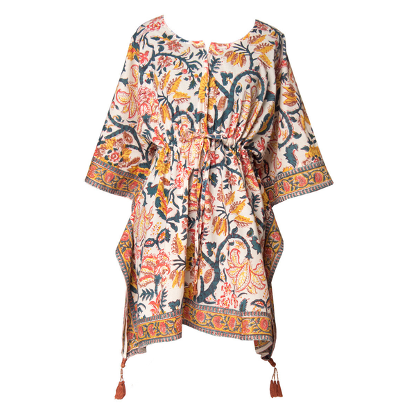 Angela Short Kaftan Dress ONLY ONE LEFT!
