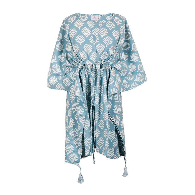 Aquarello Short Kaftan