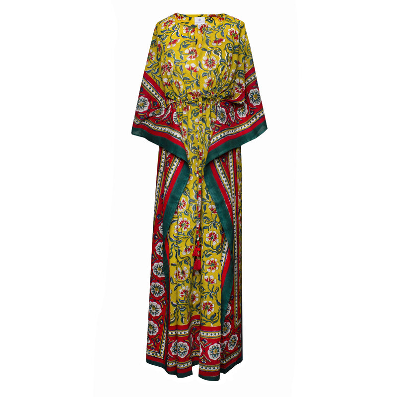 Camomilla Maxi Kaftan Dress