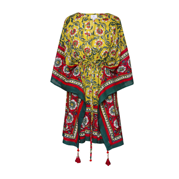 Camomilla Short Kaftan Dress