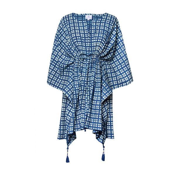 Charles Short Kaftan Dress