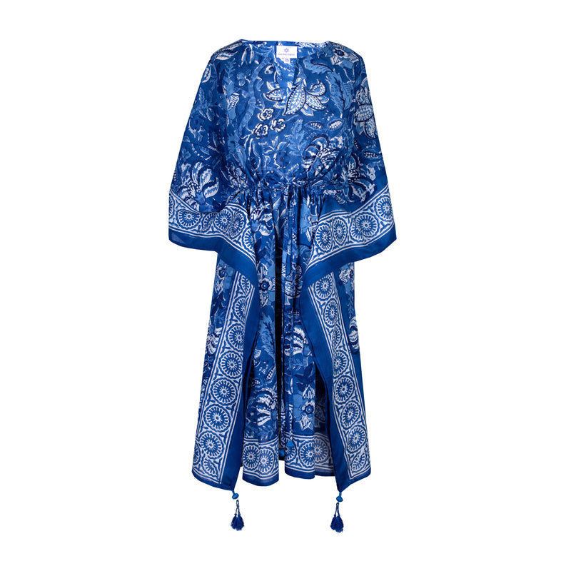 Delfina Midi Kaftan Dress