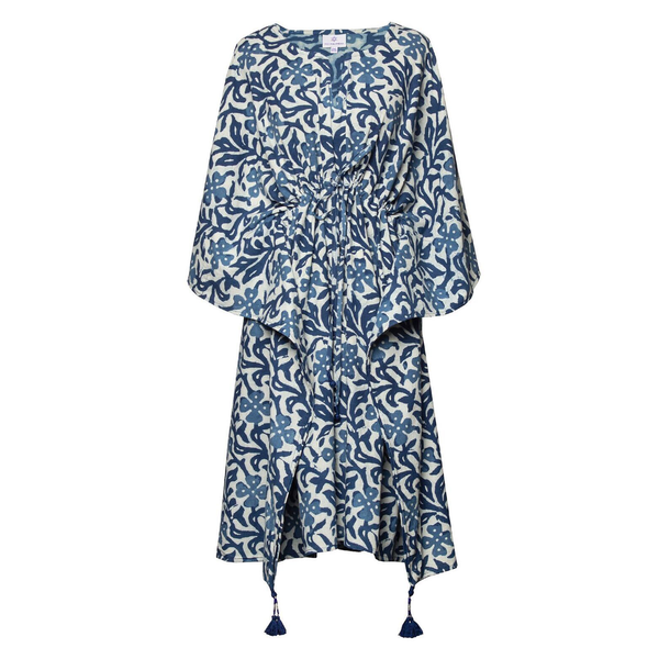 Isadora Midi Kaftan Dress PRE-ORDER 2-4 WEEKS