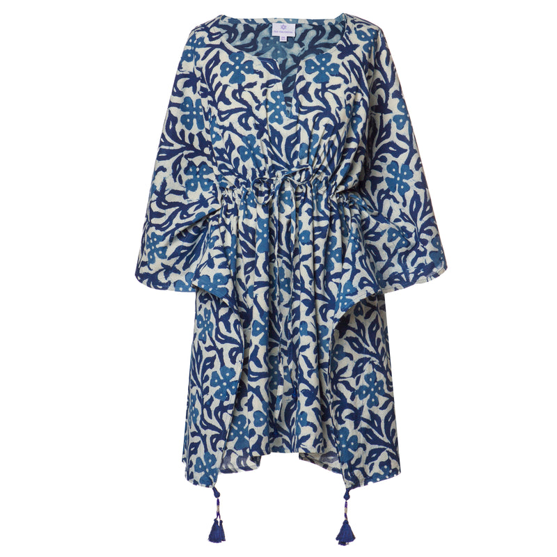 Isadora Short Kaftan Dress