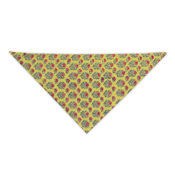 Jaipur Apple Green Bandana BACK IN STOCK