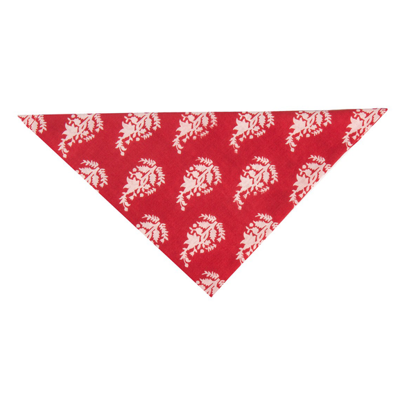 Luisa Red Bandana