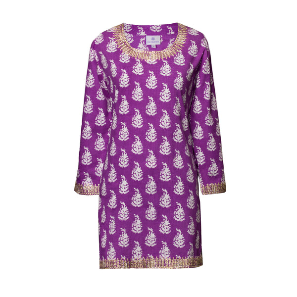 Luisa Tunic Purple