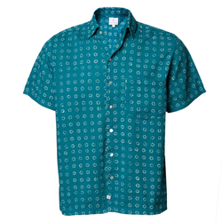 Manisha Short Sleeve Men's Shirt