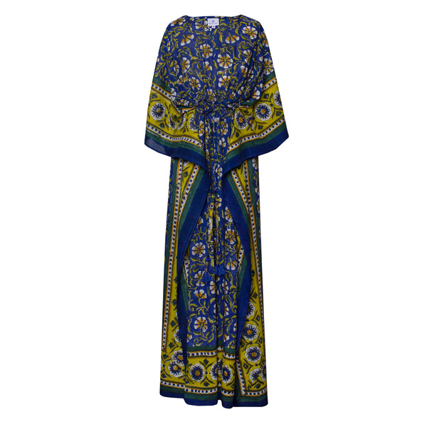 Morning Glory Maxi Kaftan Dress