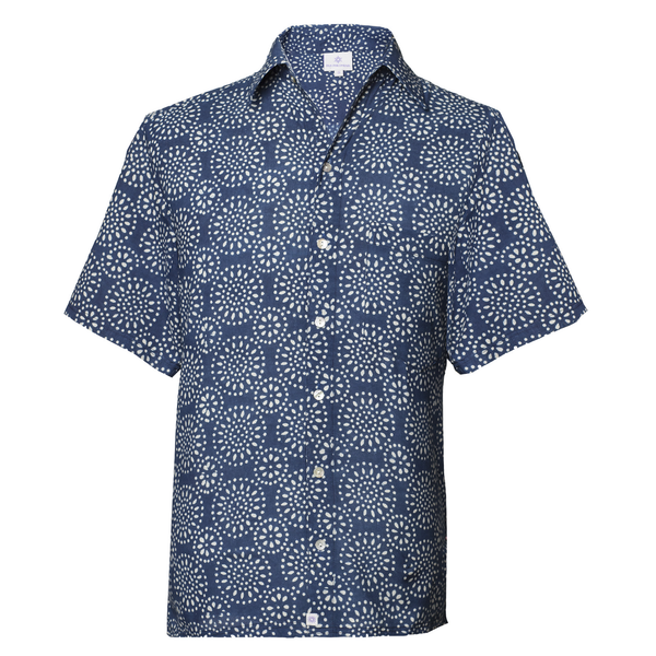 Ronnie Short Sleeve Men's Button Up Shirt