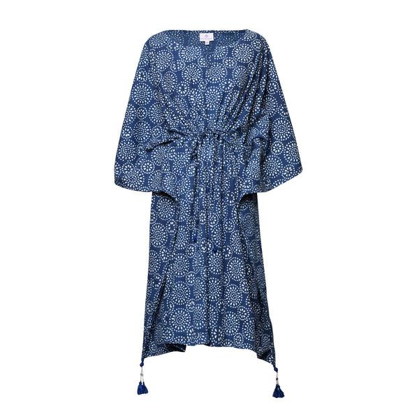 Ronnie Midi Kaftan Dress